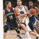 2015 Hoops Basketball Card #162 Klay Thompson
