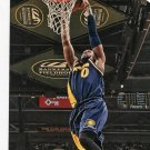 2015 Hoops Basketball Card #177 C J Miles