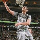 2015 Hoops Basketball Card #180 Tyler Zeller