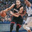 2015 Hoops Basketball Card #192 Josh McRoberts
