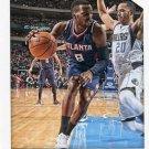2015 Hoops Basketball Card #208 Shelvin Mack
