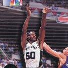 1993 Skybox Basketball Card #9 David Robinson