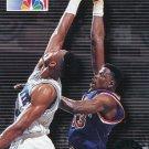 1993 Skybox Basketball Card #10 Patrick Ewing