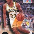 1993 Skybox Basketball Card #11 Ricky Pierce