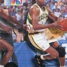 1993 Skybox Basketball Card #12 Sam Perkins
