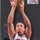 1993 Skybox Basketball Card #13 John Starks