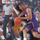 1993 Skybox Basketball Card #20 Kevin Johnson