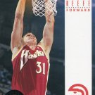 1993 Skybox Basketball Card #27 Adam Keefe