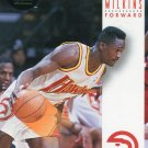 1993 Skybox Basketball Card #28 Dominique Wilkins