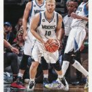 2014 Hoops Basketball Card #89 Chase Budinger