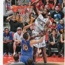2014 Hoops Basketball Card #127 DeAndre Jordan