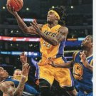 2014 Hoops Basketball Card #135 Jordan Hill