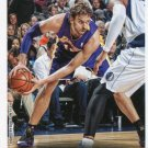 2014 Hoops Basketball Card #145 Pau Gasol