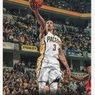 2014 Hoops Basketball Card #154 George Hill