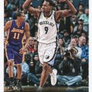 2014 Hoops Basketball Card #168 Tony Allen