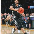 2014 Hoops Basketball Card #170 Ricky Rubio