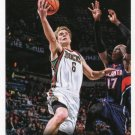2014 Hoops Basketball Card #186 Nate Wolters