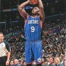 2014 Hoops Basketball Card #189 James Anderson