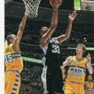 2014 Hoops Basketball Card #208 Boris Diaw