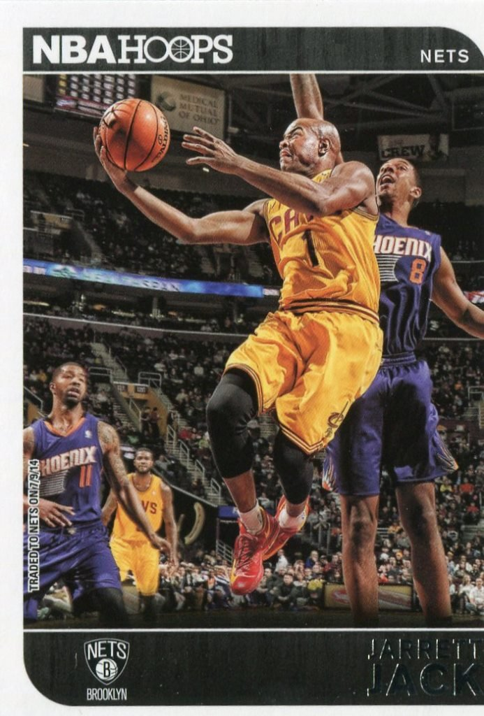 2014 Hoops Basketball Card #215 Jarrett Jack