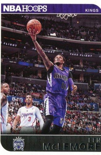 2014 Hoops Basketball Card #216 Ben McLemore