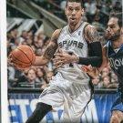 2014 Hoops Basketball Card #218 Danny Green