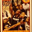 2013 Hoops Basketball Card #52 Dwayne Wade