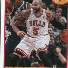 2013 Hoops Basketball Card #75 Carlos Boozer