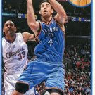 2013 Hoops Basketball Card #78 Nick Collison