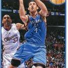 2013 Hoops Basketball Card #78 Nick Collison