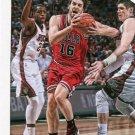 2015 Hoops Basketball Card #216 Pau Gasol