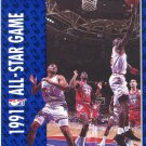 1991 Fleer Basketball Card #238 All Star Game