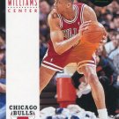 1993 Skybox Basketball Card #48 Scott Williams