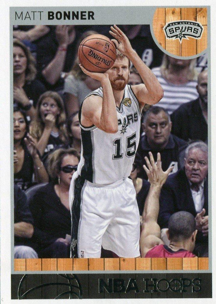 2013 Hoops Basketball Card #80 Matt Bonner