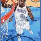 2013 Hoops Basketball Card #88 Kendrick Perkins