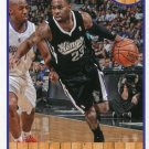2013 Hoops Basketball Card #100 Marcus Thornton