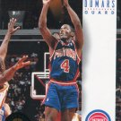 1993 Skybox Basketball Card #66 Joe Dumars