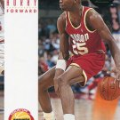 1993 Skybox Basketball Card #79 Robert Horey