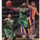 2014 Hoops Basketball Card #211 Rajon Rondo