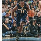 2014 Hoops Basketball Card #229 Jrue Holiday
