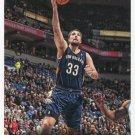 2014 Hoops Basketball Card #239 Ryan Anderson