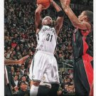 2014 Hoops Basketball Card #246 Jason Terry