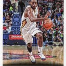 2014 Hoops Basketball Card #249 Tyreke Evans