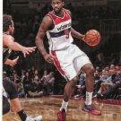 2014 Hoops Basketball Card #250 Martell Webster