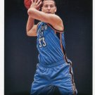 2014 Hoops Basketball Card #278 Mitch McGary