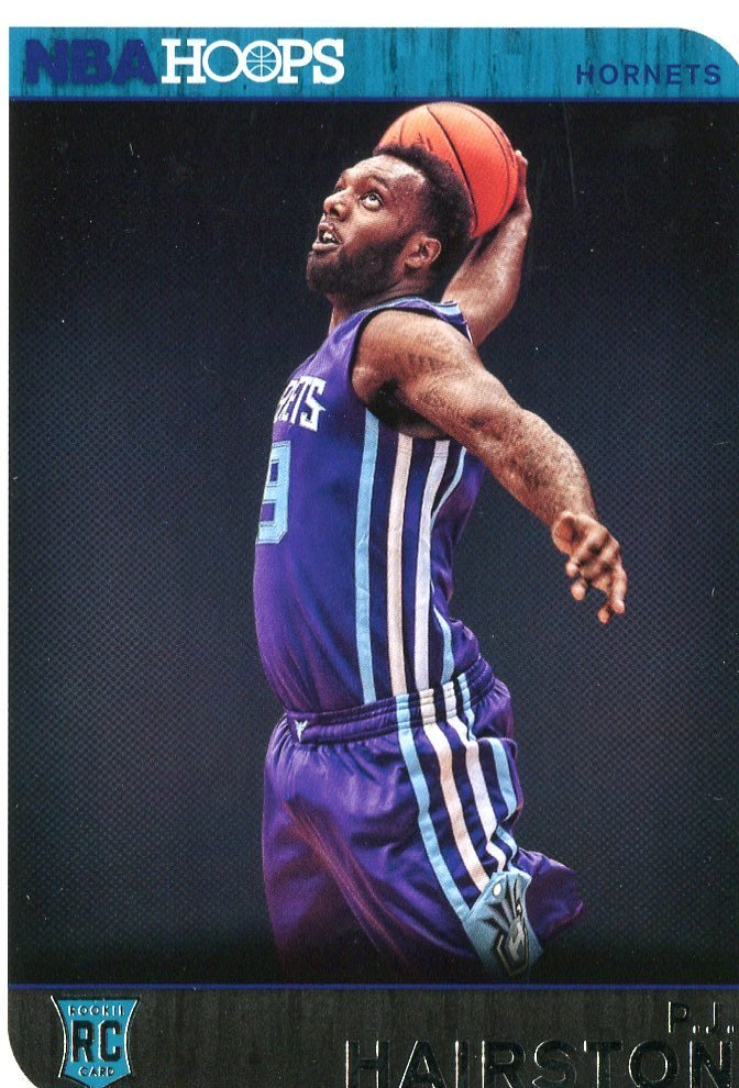 2014 Hoops Basketball Card #282 P J Hairston