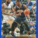 2014 Hoops Basketball Card Blue Parallel #237 Lavoy Allen