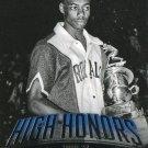 2014 Hoops Basketball Card High Honors #21 Oscar Robinson