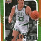2008 Upper Deck MVP Basketball Card #242 Larry Bird