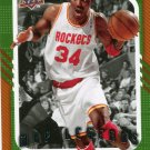 2008 Upper Deck MVP Basketball Card #249 Hakeem Olajuwon